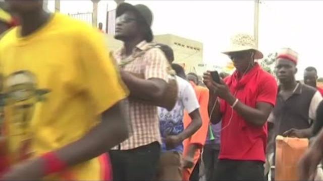 #Togo, MANIFESTATIONS DE L'OPPOSITION À LOMÉ